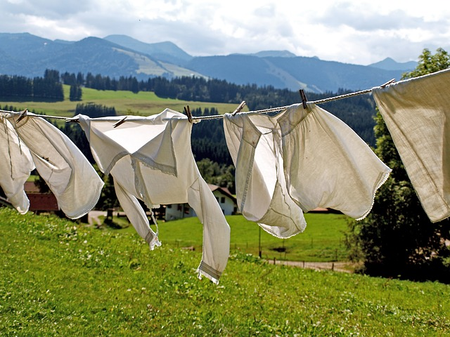 tvätta med stil